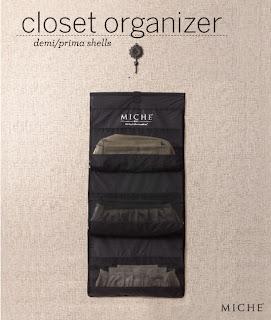 Closet Organizer Prima/Demi Shells