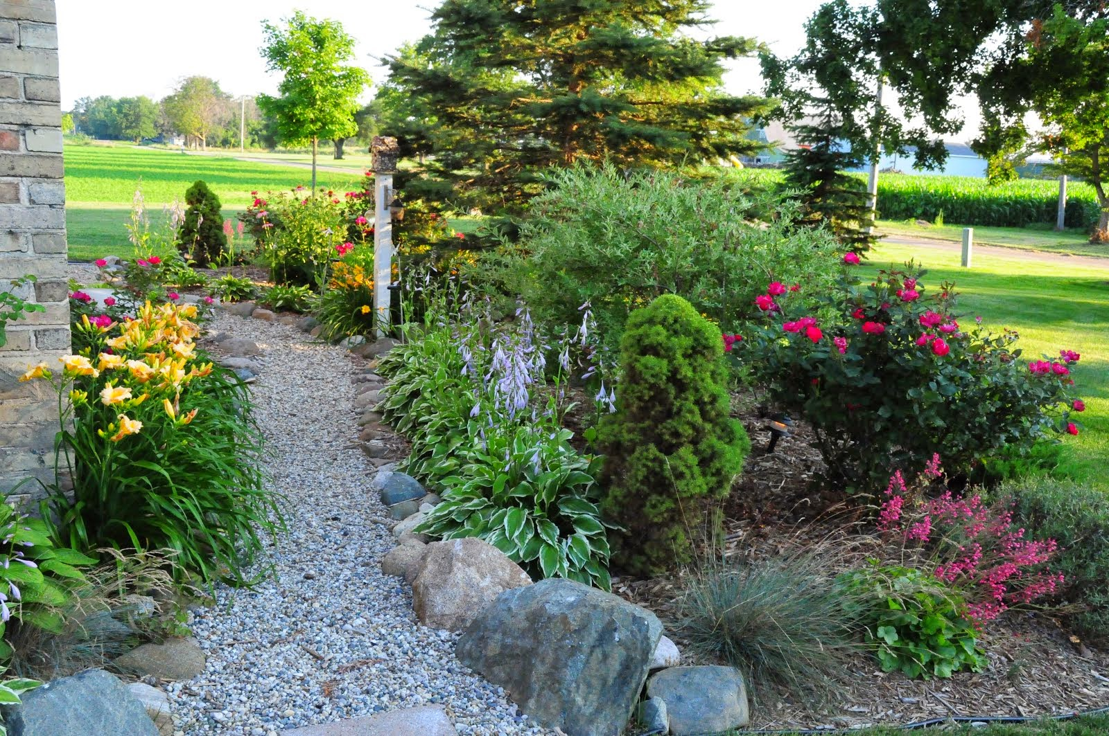 Making a Statement: Front Landscaping