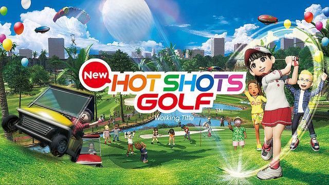Anunciado Everybody's Golf para PS4 1