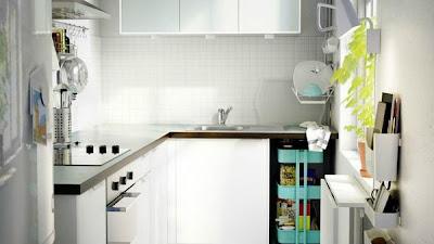 Modèles de cuisine blanches Très contemporaines ~ Décoration De La ...