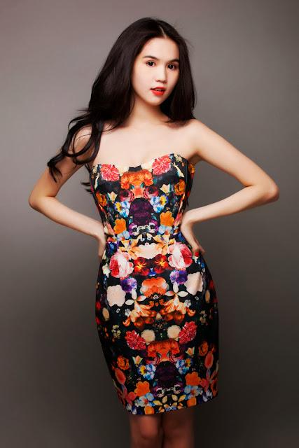 Ngoc Trinh - New pic lovely