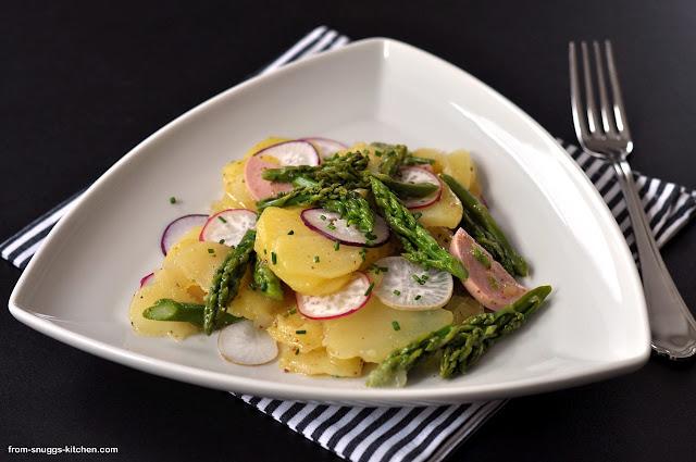 Lafers Kartoffel-Spargel-Salat