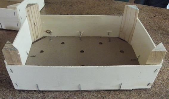 sosso scrap etag re cagette. Black Bedroom Furniture Sets. Home Design Ideas