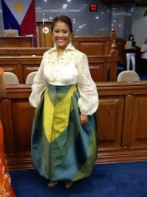 Nancy Binay attire gets memes during SONA 2014, now viral