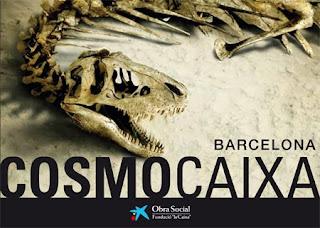 Dinosauriërs CosmoCaixa