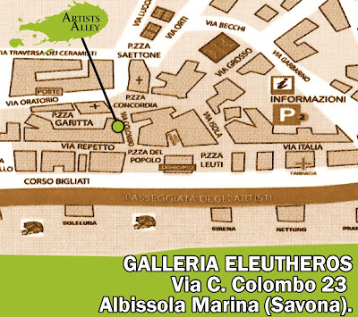 Galleria eleutheros - Artists Alley