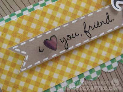 I <3 you friend