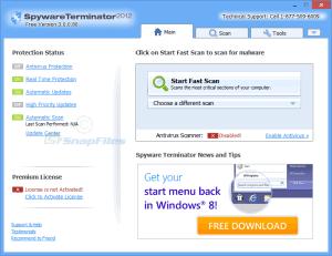 Spyware Terminator 2012 (Free)