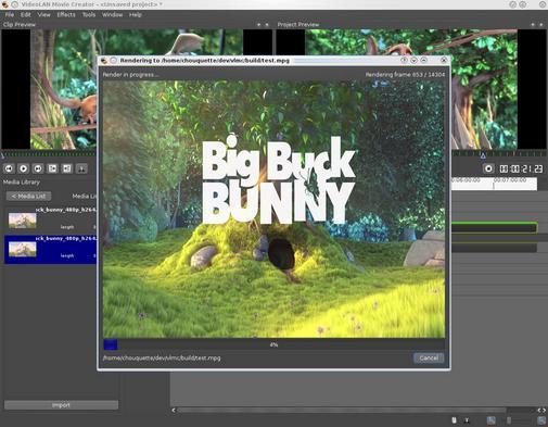 Free Download Software VideoLAN Movie Creator