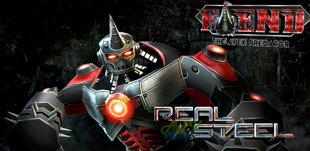Download Real Steel HD Apk