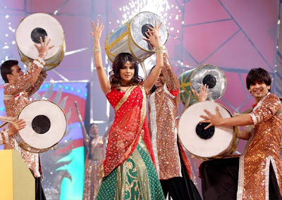 Akshay,Katrina & Priyanka at Police Umang Show 2013