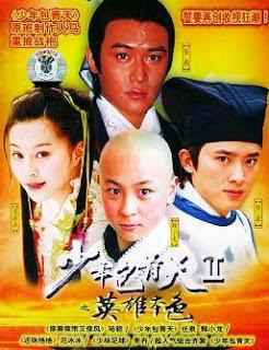 Phim Thời Niên Thiếu Của Bao Thanh Thiên Phần 2-vtc1