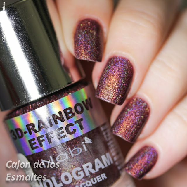 Nabi 3d Rainbow - Tawny