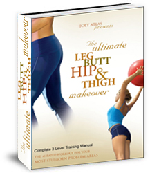 Lower Body Makeover, Leg Butt Hip Thigh Exercises for Women