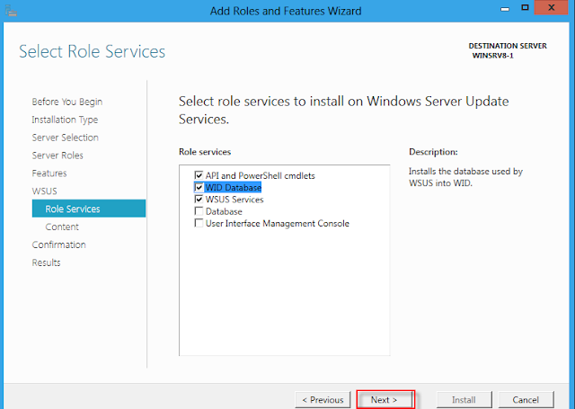 09 windows update service default setting