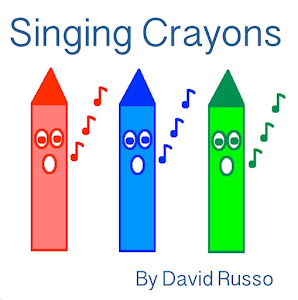Singing Crayons is now available on Amazon.