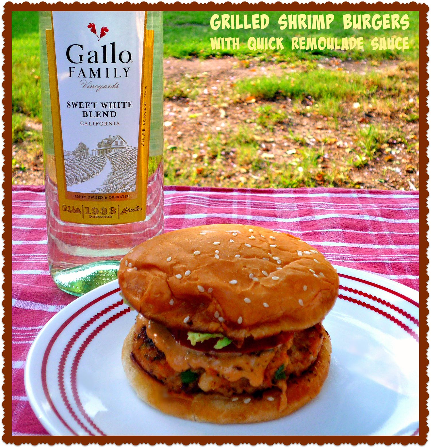 Recipes To Make With Gallo Cafe Zinfindel