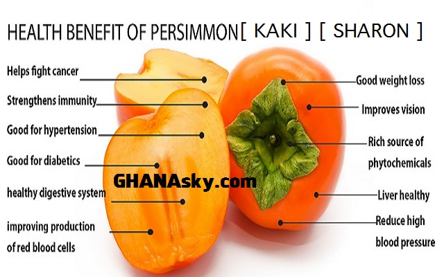 benefits persimmon