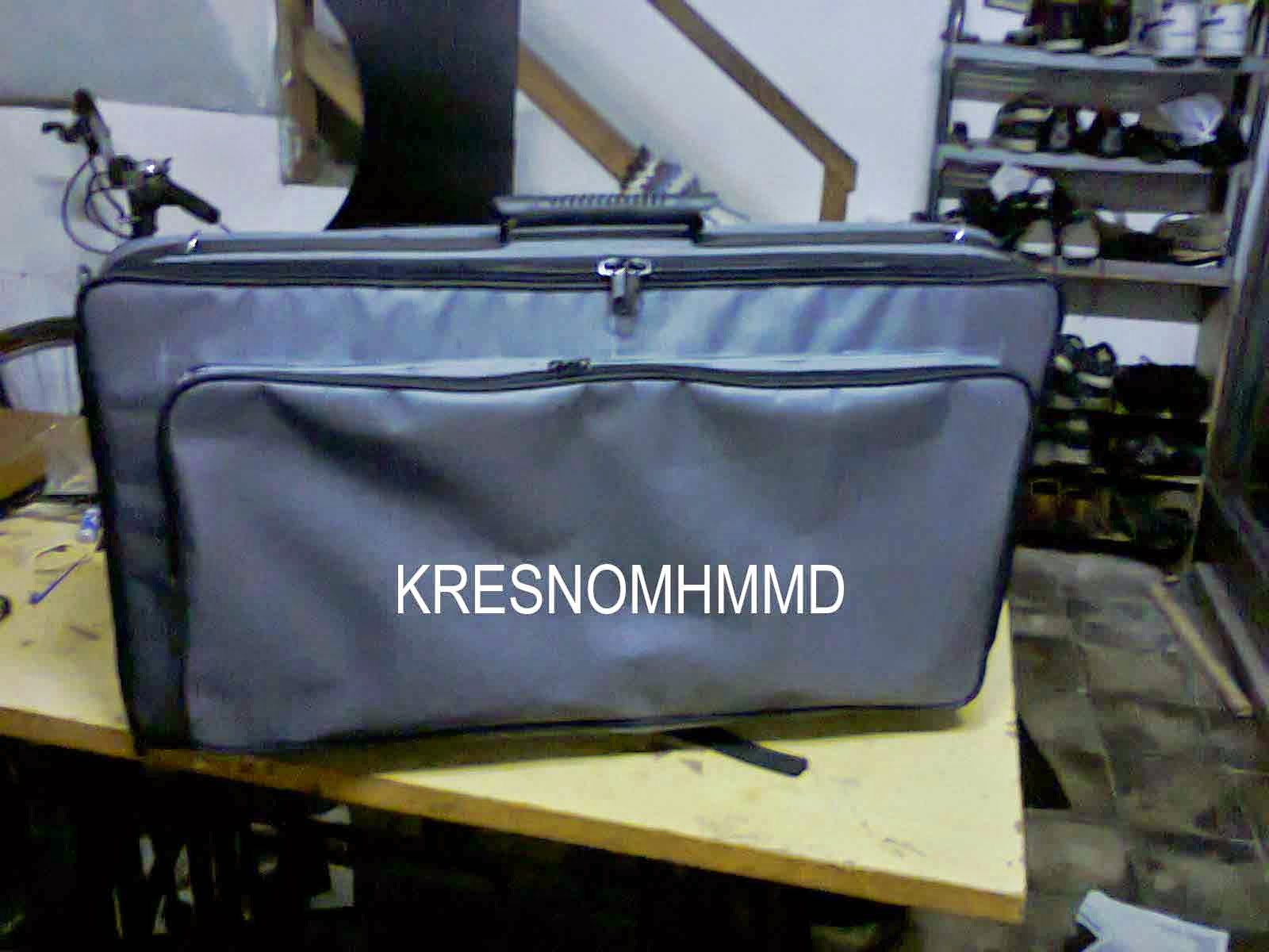 Softcase Pedal Board Efek Seller Softcase