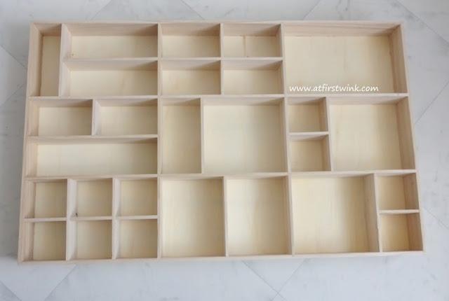 Xenos wooden rack