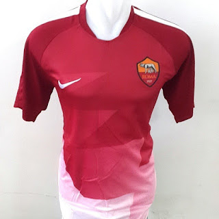 jual online enkosa sport baju bola latihan dan prematch Jersey Prematch As Roma terbaru musim depan 2015/2016 di enkosa sport