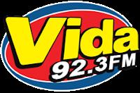 quero ouvir a Rádio Vida FM 92,3 ao vivo e online Salvador