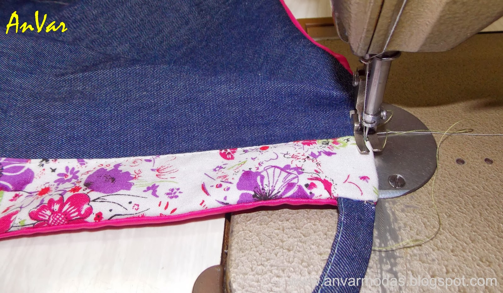 Anvar modister a delantal de cocina - Modelos de delantales de cocina ...
