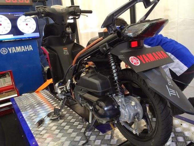 Yamaha Mio M3 125 Raih Rekor