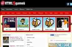 HTML5 Games: gran directorio con los mejores juegos desarrollados en HTML5