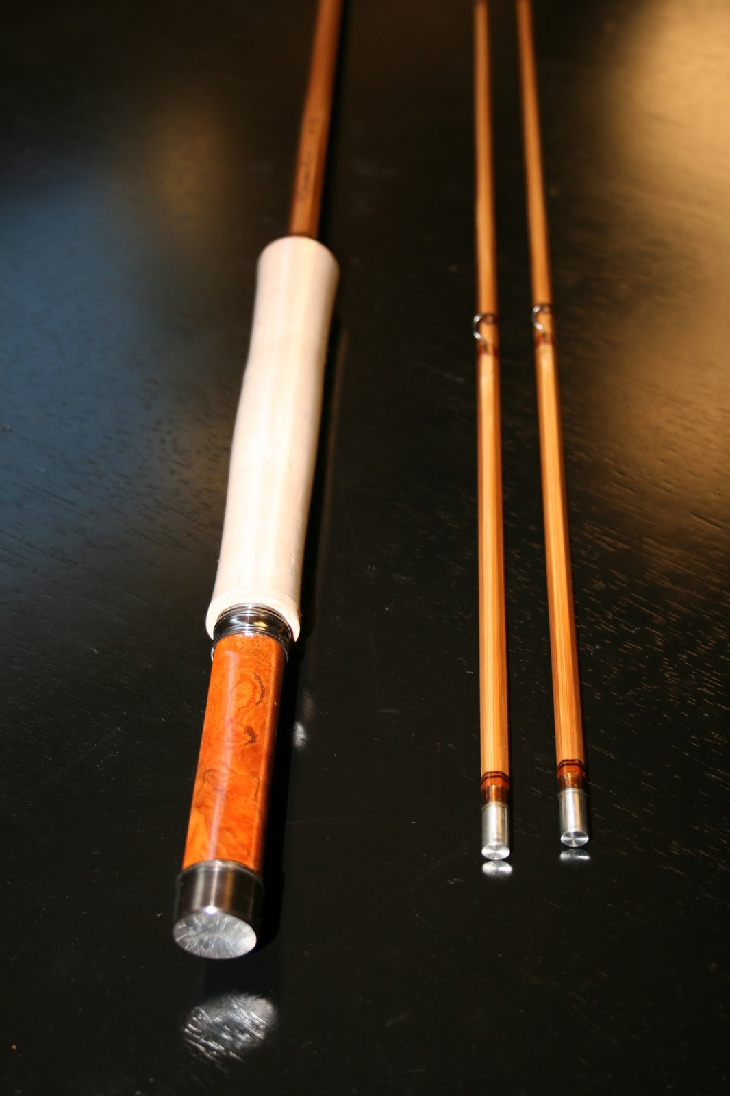Carpenter bros bamboo fly rods july 2013 for Bamboo fly fishing rod