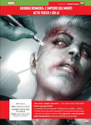 George Romero - L'impero dei morti - Atto Terzo #1