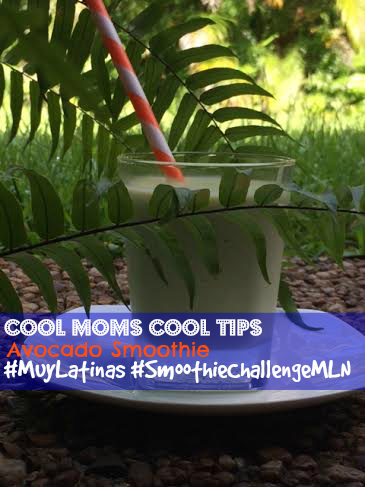 cool moms cool tips avocado smoothie