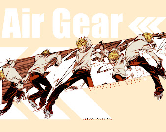#49 Air Gear Wallpaper