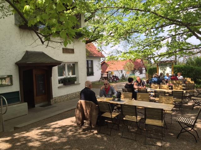 Ausflugsgaststätte <b>Riechheimer Berg</b> bei Erfurt
