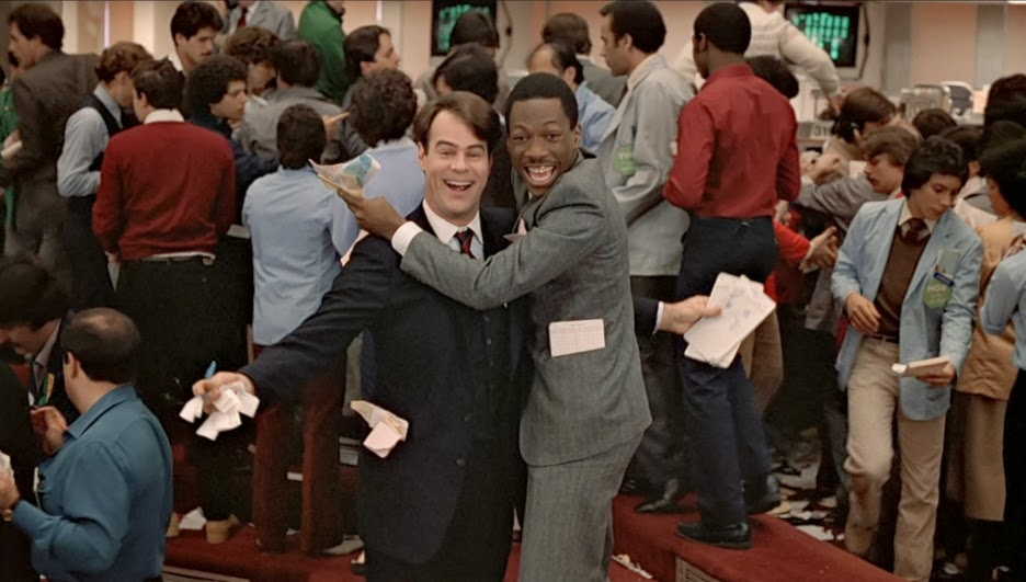 Trading Places Cameo