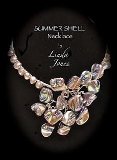 Summer Shell Torque Necklace