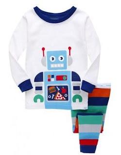 Niños, Pijamas con Diseños Exclusivos.