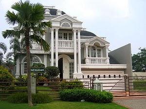 Gambar Foto Rumah Klasik Model Baru