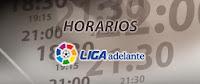 HORARIOS FUTBOL LA LIGA2