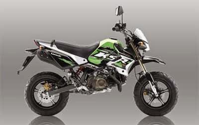 Harga Kawasaki KSR Pro 2014