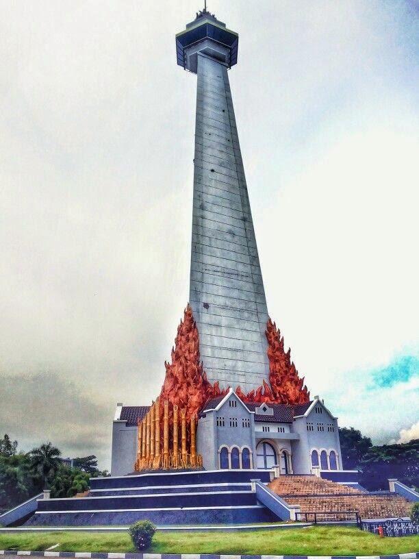 Sejarah dari Monumen Mandala