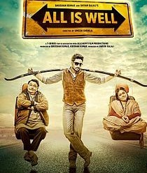 All Is Well Hindi Movie MP3 Songs Download
