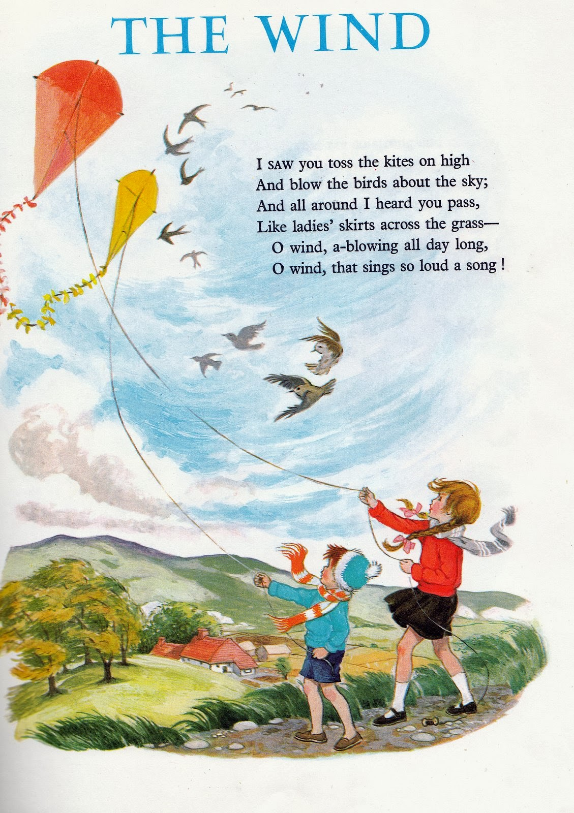 Vintage Books for the Very Young: A Child's Garden of Verses ...