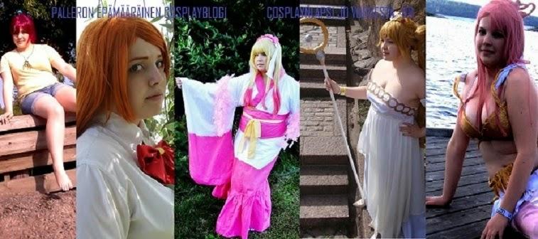 Palleron epämääräinen cosplayblogi
