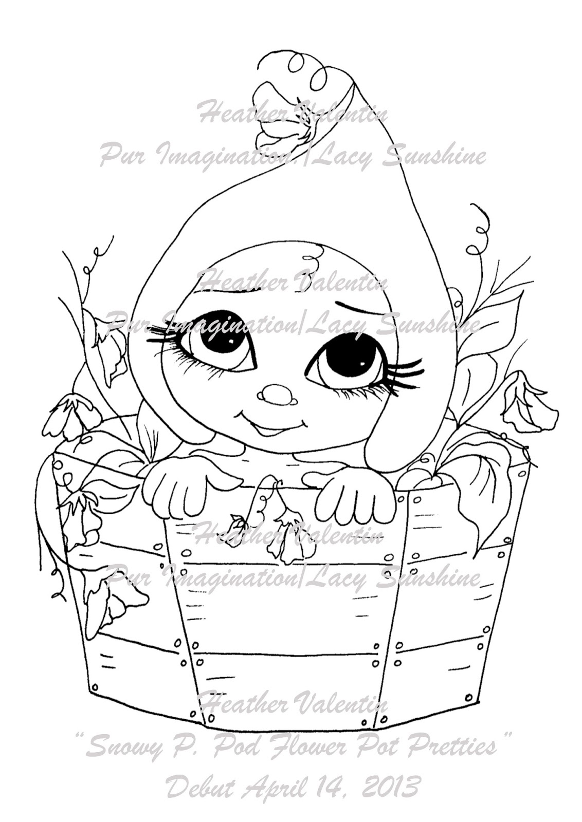 Free snowy day coloring pages for Snow day coloring pages