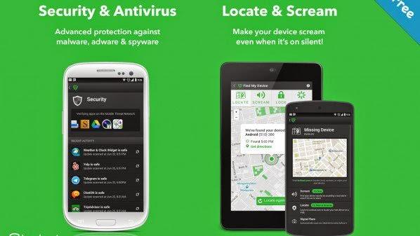 حماية هواتف الأندرويد من السرقة و التطبيقات الخبيثة