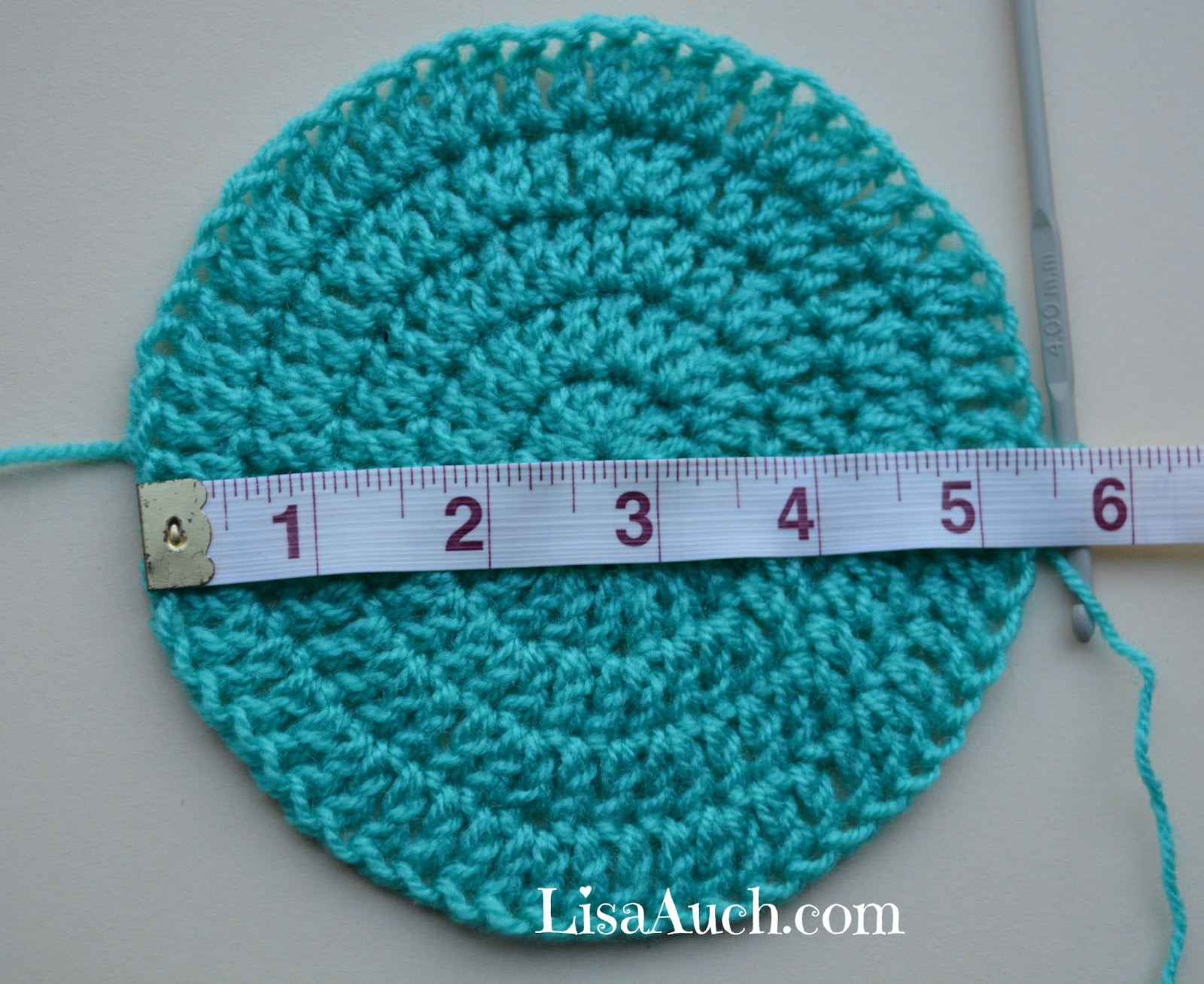 Gallery For > How To Crochet A Baby Hat