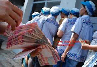 Daftar UMK Jawa Timur 2016