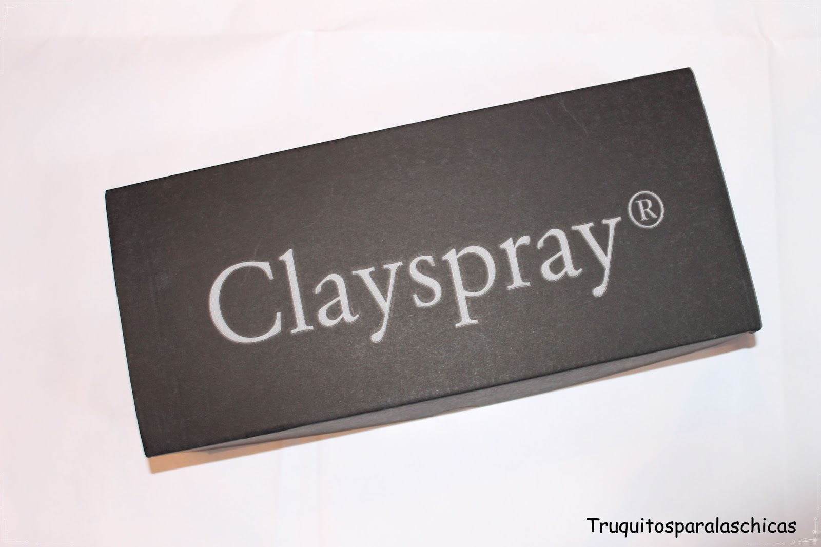 clayspray mascarillas