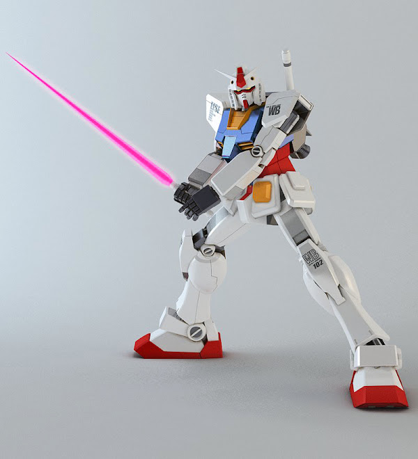 RX-78 Action